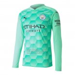 Maglia Manchester City Portiere Away Manica Lunga 2020 2021